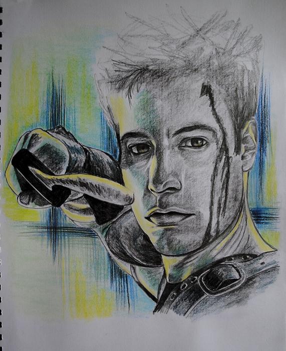 Justin Hartley by franca64120